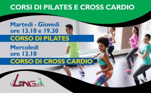 PILATES E CROSS CARDIO